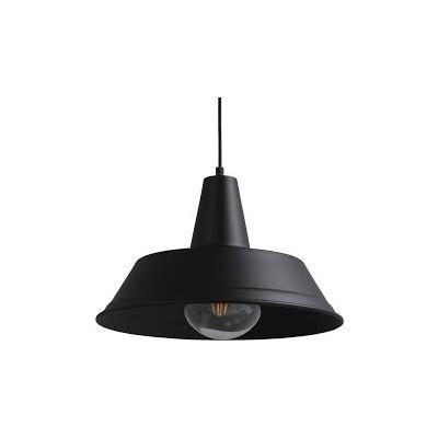 Hanglamp Prato 35 cm Black Masterlight.