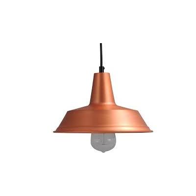 Hanglamp 25 cm Prato Copper Masterlight.