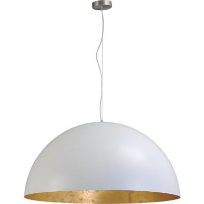 Hanglamp Larino White Goldleaf Masterlight