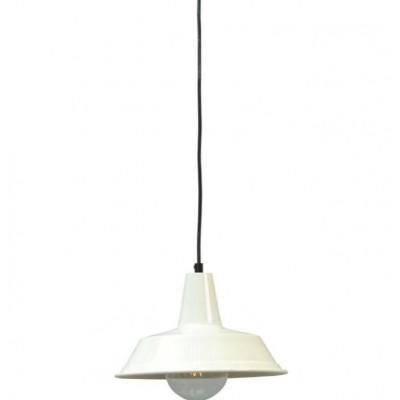 Hanglamp 25 cm Prato White Masterlight.