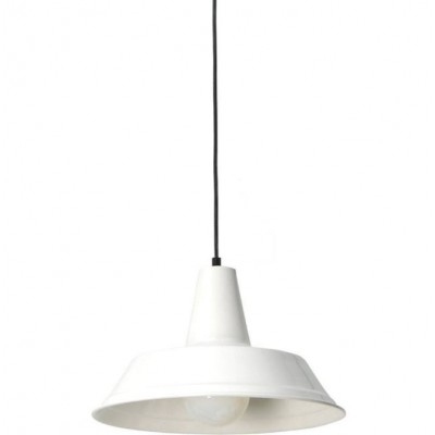 Hanglamp 35 cm Prato White Masterlight.