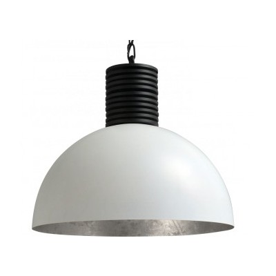 Hanglamp Larino White Silverleaf Masterlighting