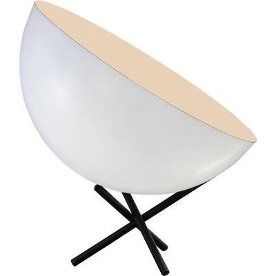 Tafellamp Larino White Masterlight