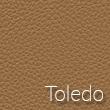 Toledo - Leren Eetkamerstoelen